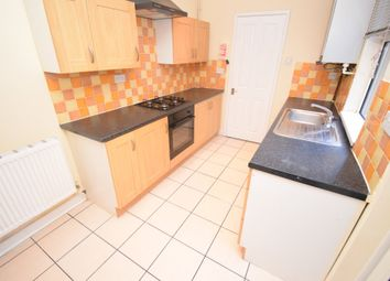 Thumbnail 4 bed terraced house for sale in Lavender Road, Leicester