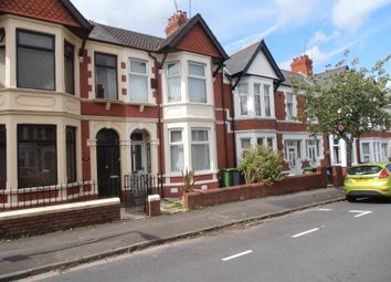Thumbnail 3 bed terraced house to rent in Soberton Avenue, Cardiff