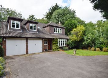 Thumbnail 4 bed detached house for sale in Lawn Vale, Pinner