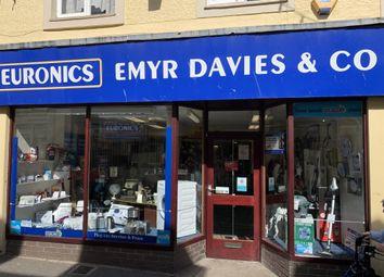 Thumbnail Retail premises for sale in High Street, Bangor