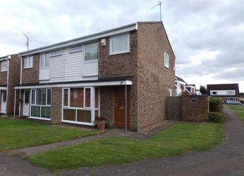 Thumbnail 3 bed semi-detached house for sale in Lincroft, Oakley, Bedfordshire