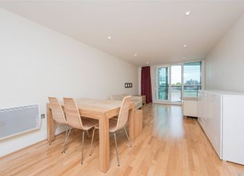 Thumbnail 2 bed flat to rent in Jellicoe House, St George Wharf, London