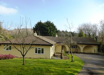 Thumbnail 4 bed detached bungalow for sale in Upper Road, Guston, Dover, Kent