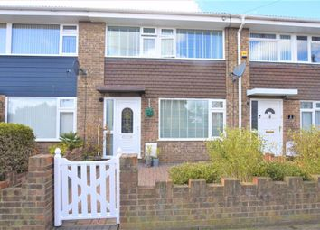 Thumbnail 3 bed terraced house for sale in Roman, East Tilbury, Essex
