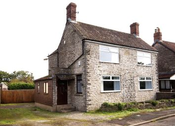 Thumbnail 3 bed detached house for sale in Cannards Grave, Shepton Mallet