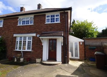 Thumbnail 3 bed semi-detached house for sale in Stapleton Road, Borehamwood