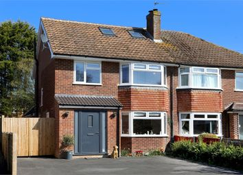 4 bed semi-detached house for sale in Pond Lane, Chalfont St Peter, Buckinghamshire SL9