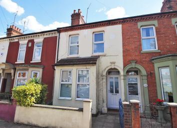 Thumbnail 2 bed terraced house for sale in St. Leonards Road, Far Cotton, Northampton