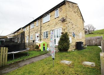 Thumbnail 3 bed town house for sale in Glenfield Place, Burnley Road, Sowerby Bridge
