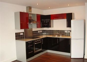 Thumbnail 1 bed flat to rent in Westside, Westside Apartment, 25-27 Bede Street, Leicester