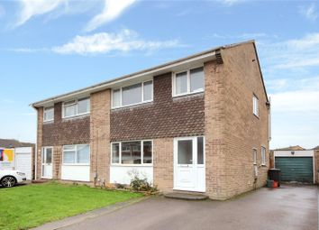 3 bed semi-detached house for sale in Savill Crescent, Wroughton, Wiltshire SN4