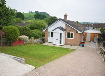 Thumbnail 2 bed detached bungalow for sale in 7, Chestnut View, Kerry, Newtown, Powys