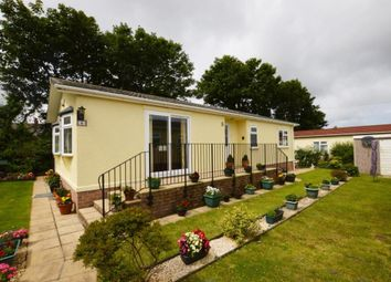 Thumbnail 2 bed detached bungalow for sale in Rosewarne Park, Higher Enys Road, Camborne, Cornwall