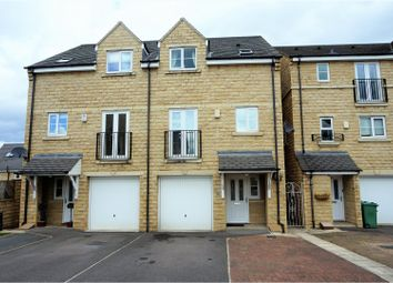 Thumbnail 4 bed semi-detached house for sale in Hanby Close, Huddersfield
