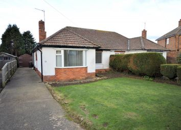 Thumbnail 2 bed semi-detached bungalow to rent in The Close, Newby, Scarborough, North Yorkshire