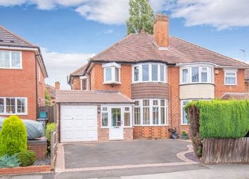 Thumbnail 3 bedroom semi-detached house for sale in Stanton Road, Shirley