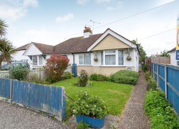 Thumbnail 2 bed semi-detached bungalow for sale in Russell Drive, Whitstable