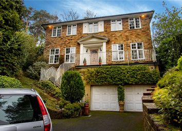 Thumbnail 4 bedroom detached house for sale in Shalbourne Rise, Camberley, Surrey