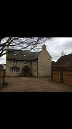 Thumbnail 5 bed detached house to rent in Resthaven Road, Northampton