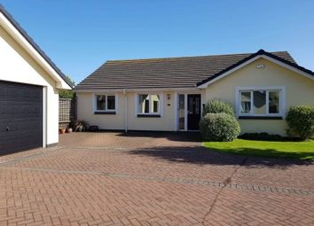 Thumbnail 4 bed bungalow for sale in St Patricks View, Ramsey Road, Peel, Isle Of Man