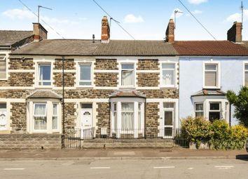 Thumbnail 4 bedroom terraced house for sale in Orbit Street, Cardiff, Caerdydd