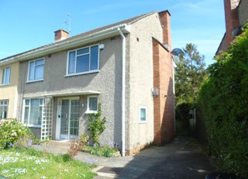 Thumbnail 3 bed semi-detached house for sale in Willow Close, Penarth