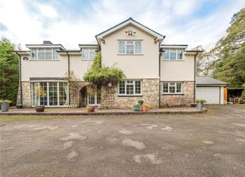 Thumbnail 5 bed detached house for sale in St. Brides-Super-Ely, Cardiff, Vale Of Glamorgan