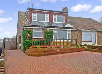 Thumbnail 5 bed semi-detached house for sale in Brownleaf Road, Woodingdean, Brighton, East Sussex