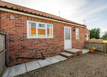 Thumbnail 1 bed semi-detached bungalow for sale in Main Street, Shipton By Beningbrough, York