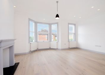 Thumbnail 3 bed flat to rent in Leghorn Road, London