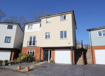 Thumbnail 5 bed town house for sale in Quarry Heights, Alton, Hampshire