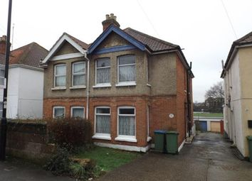 Thumbnail 3 bedroom semi-detached house for sale in Manor Farm Road, Southampton