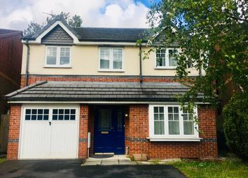 Thumbnail 4 bedroom detached house for sale in Kilmaine Avenue, Blackley, Greater Manchester