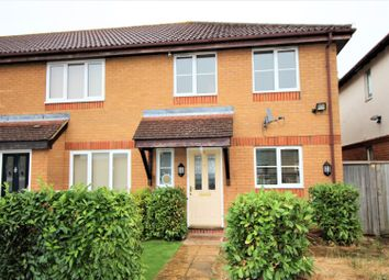 Thumbnail 3 bed semi-detached house for sale in Pemberley Chase, Epsom
