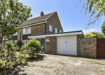Thumbnail 3 bedroom semi-detached house for sale in Harmony Drive, Bracklesham Bay, Chichester