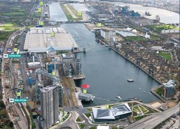 Thumbnail Office for sale in Block B, The Pump House, 30 Seagull Lane, Royal Victoria Docks, London