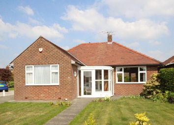 Thumbnail 2 bed detached bungalow for sale in Marl Avenue, Penwortham, Preston