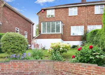 Thumbnail 3 bed semi-detached house for sale in Vale Drive, Chatham, Kent