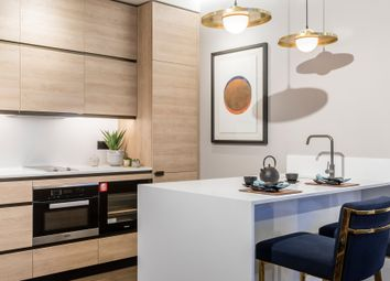 Thumbnail 3 bed flat for sale in Hewett Street, Shoreditch, London