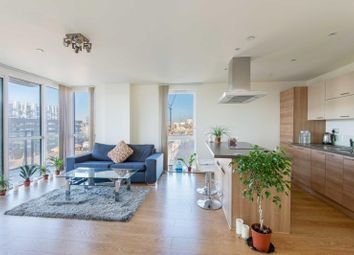 Thumbnail 2 bed flat for sale in Hay Currie Street, London