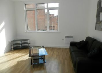 Thumbnail 1 bed flat to rent in Pearl House, 43 Princess Way, Swansea