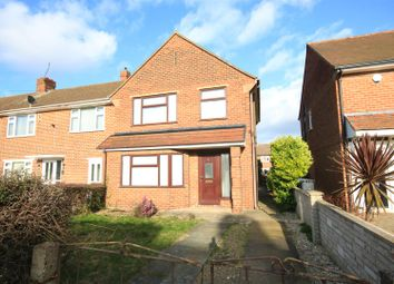 Thumbnail 3 bed end terrace house for sale in Newmarket Road, Cantley, Doncaster