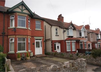 Thumbnail 4 bed semi-detached house for sale in Coed Coch Road, Colwyn Bay