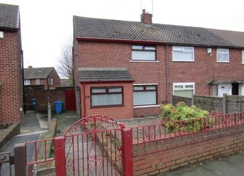 Thumbnail 2 bed end terrace house to rent in Royal Avenue, Widnes
