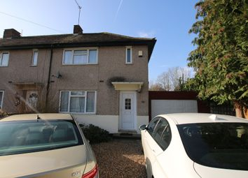 Thumbnail 2 bed semi-detached house to rent in Windmill Road, Slough