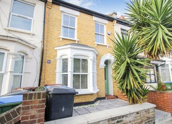 Thumbnail 3 bed terraced house for sale in Napier Road, Leytonstone, London