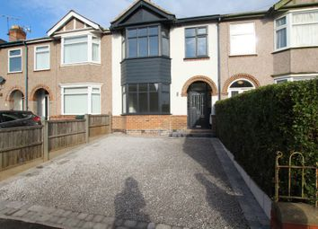Thumbnail 4 bed terraced house for sale in Hermitage Road, Coventry