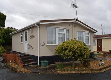 Thumbnail 2 bedroom mobile/park home for sale in Shrewsbury Road, Market Drayton