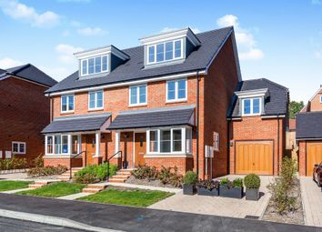 Thumbnail 5 bed semi-detached house for sale in Renfields, Haywards Heath