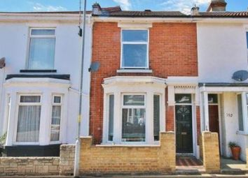 Thumbnail 2 bed terraced house to rent in Prince Albert Road, Southsea